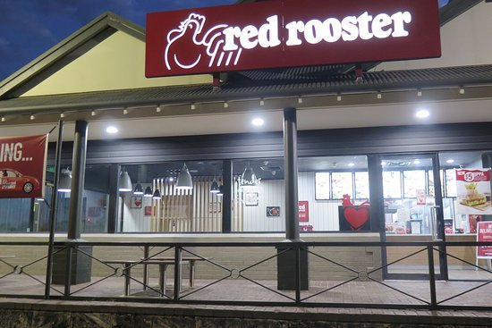 Red Rooster - VIC Tourism