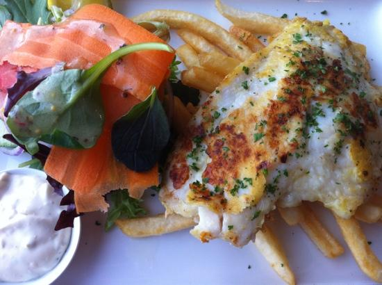 Ocean Blues Cafe  Restaurant - VIC Tourism