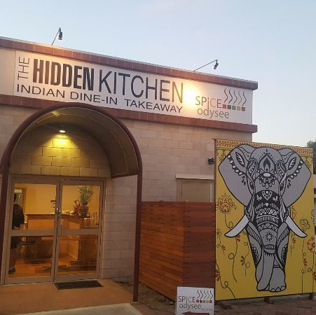 Spice Odysee - The Hidden Kitchen - VIC Tourism