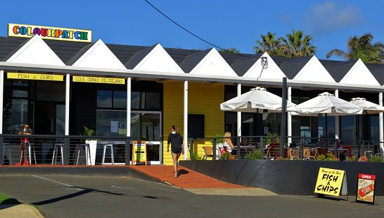 Colourpatch Fish  Chips and Cafe - VIC Tourism