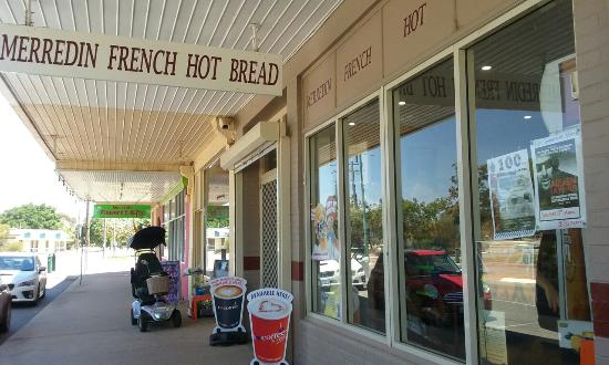 Merredin French Hot Bread Shop - VIC Tourism