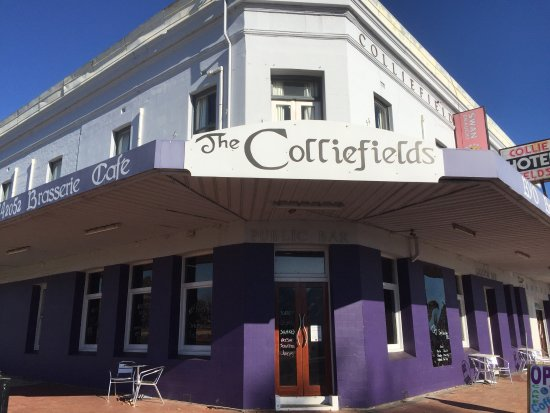 The Colliefields Coffee Shoppe / Tea House - VIC Tourism