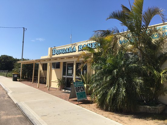 The Dongara Bakery - VIC Tourism