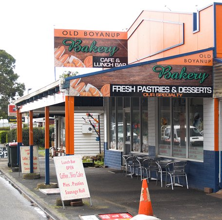 The Old Boyanup Bakery Cafe - VIC Tourism