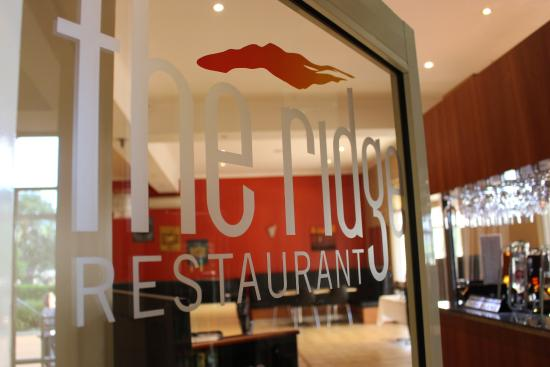 The Ridge Restaurant - VIC Tourism