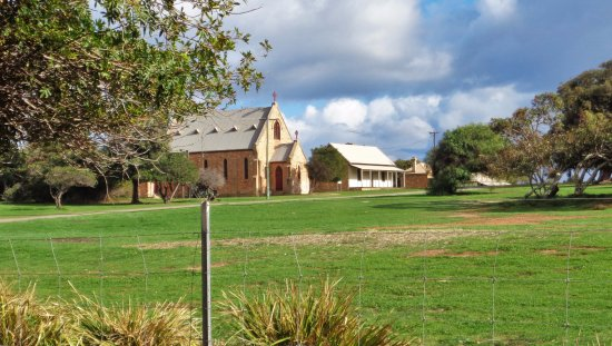 Greenough historical Village Cafe - VIC Tourism