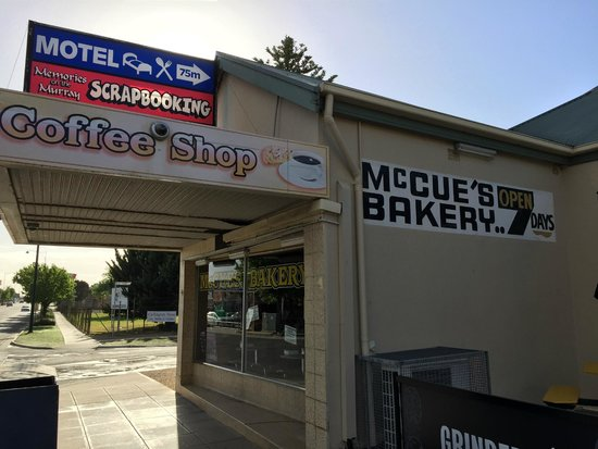 McCue's Bakery - VIC Tourism