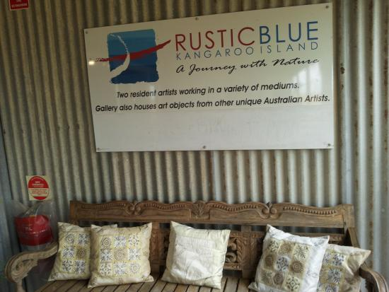 Rustic Blue - VIC Tourism