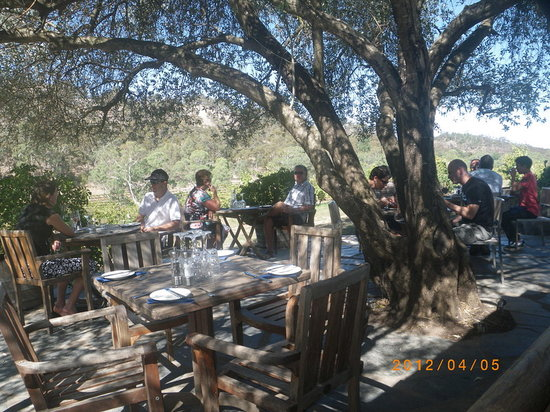 Skillogalee Winery  Restaurant - VIC Tourism