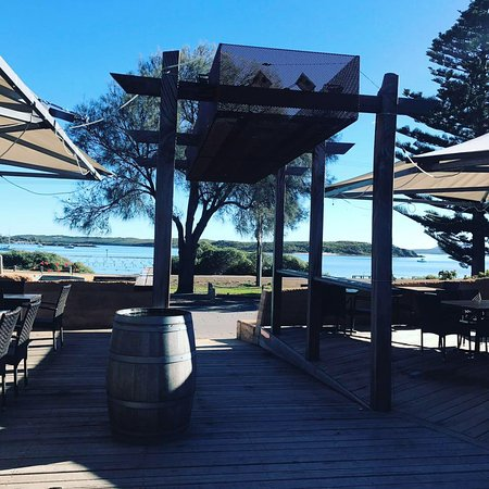 Oyster Bar  Bistro - VIC Tourism