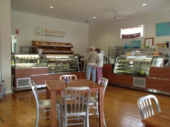 Elliott's Bakery  Cafe - VIC Tourism
