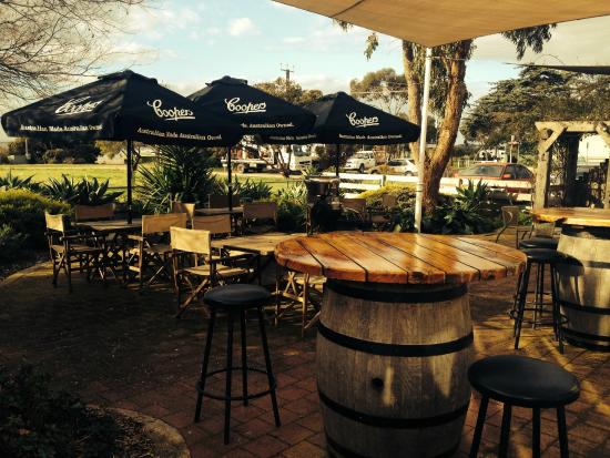 Meningie's Cheese Factory Restaurant - VIC Tourism