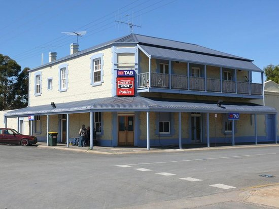 Port Wakefield Hotel - VIC Tourism