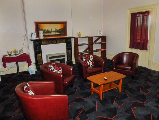 Railway Hotel/Motel - VIC Tourism