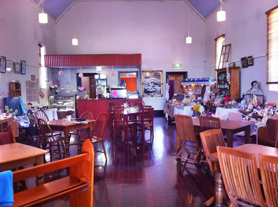Salt Of The Earth Cafe And Gallery - VIC Tourism