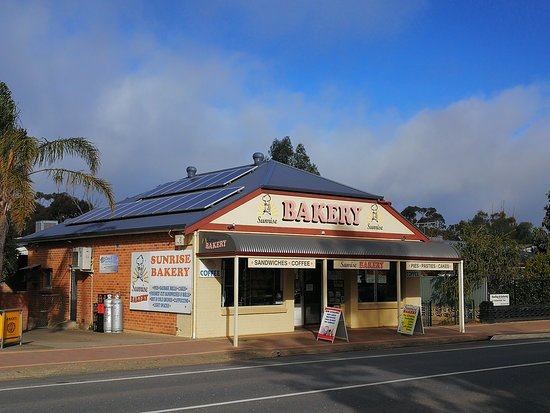 Sunrise Bakery - VIC Tourism