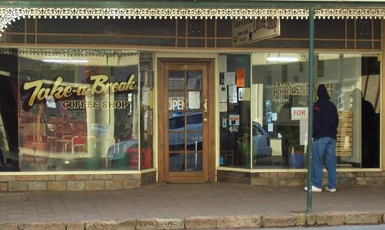 Take a Break Coffee Shop - VIC Tourism