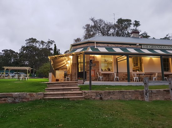 The Greenman Inn - VIC Tourism