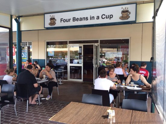 Four Beans in a Cup - VIC Tourism