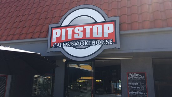 Pitstop Cafe and Smokehouse - VIC Tourism