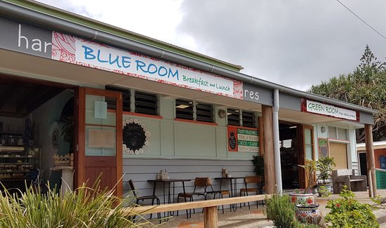 The Blue Room - VIC Tourism