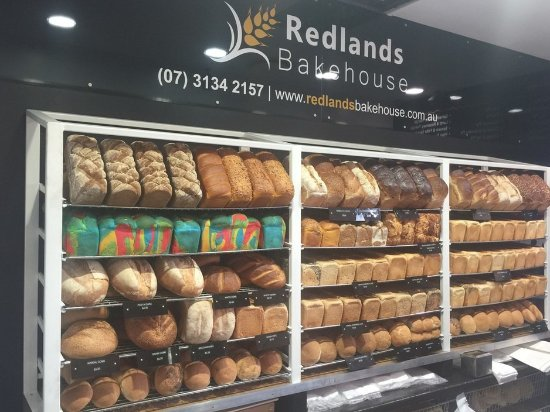 Redlands Bakehouse - VIC Tourism