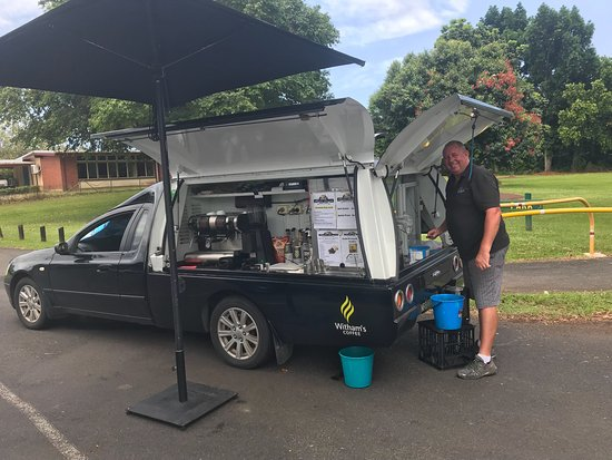 Mister Barista Mobile Coffee - VIC Tourism