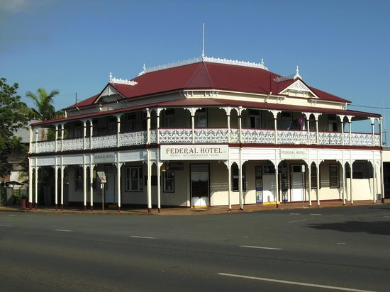Federal Hotel - VIC Tourism