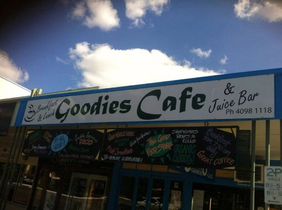Goodies Cafe - VIC Tourism