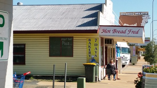 Hot Bread Fred - VIC Tourism