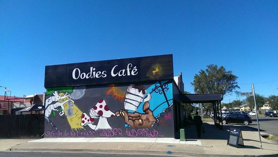 Oodies Cafe - VIC Tourism