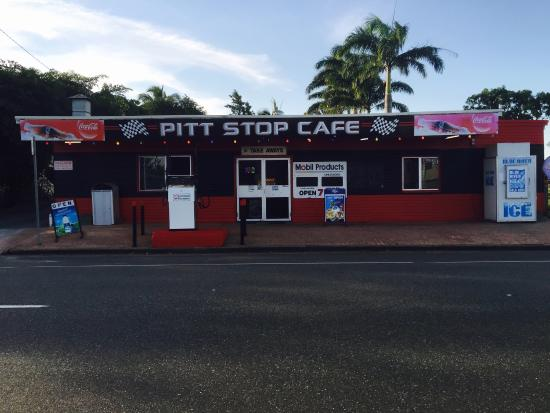 Pittstop Cafe Proserpine - VIC Tourism