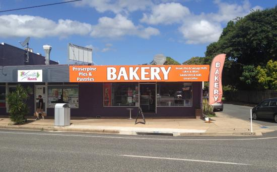 Proserpine Pies and Pastries - VIC Tourism