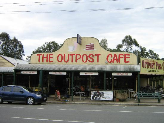 The Outpost Cafe - VIC Tourism