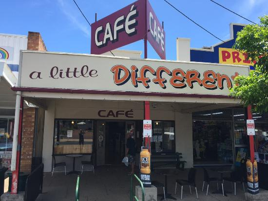 A Little Bit Different Cafe - VIC Tourism