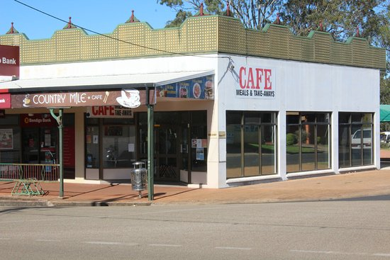 Country Mile Cafe - VIC Tourism
