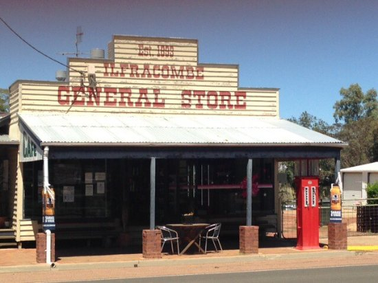 Ilfracombe General Store  Cafe - VIC Tourism