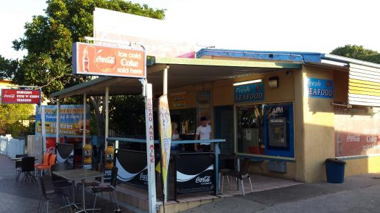 Jetty Seafood and Hamburgers - VIC Tourism