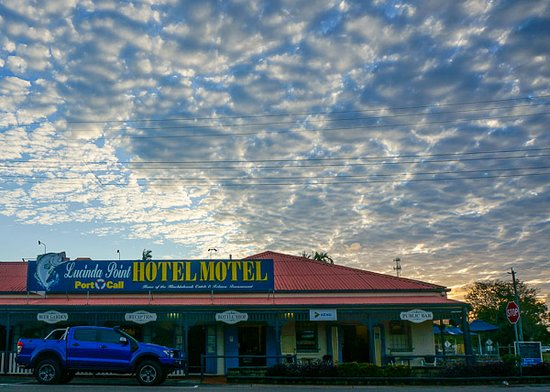 Lucinda Point Hotel Motel Restaurant - VIC Tourism