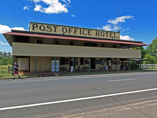 Post Office Hotel - VIC Tourism