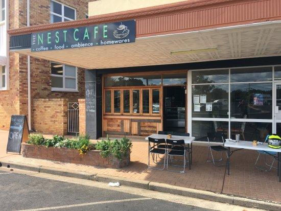 The Nest Cafe Crows Nest - VIC Tourism