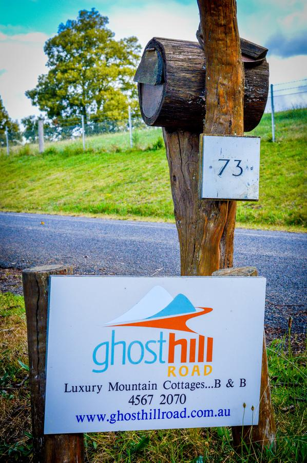 Ghost Hill Road - VIC Tourism