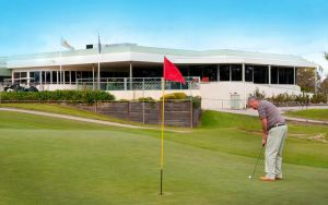 cluBarham Golf Resort - VIC Tourism