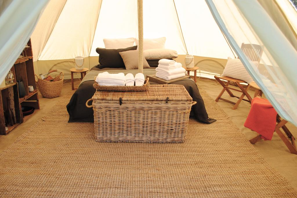 Cosy Tents - Daylesford - VIC Tourism