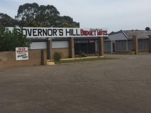 Governors Hill Motel - VIC Tourism