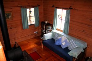 Cradle Mountain Love Shack - VIC Tourism
