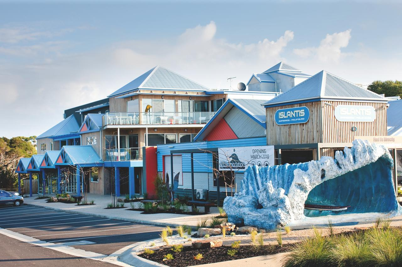 The Island Accommodation - VIC Tourism