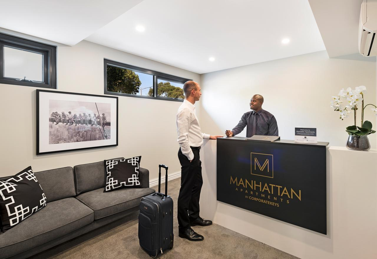 Manhattan Apartments - Notting Hill - VIC Tourism