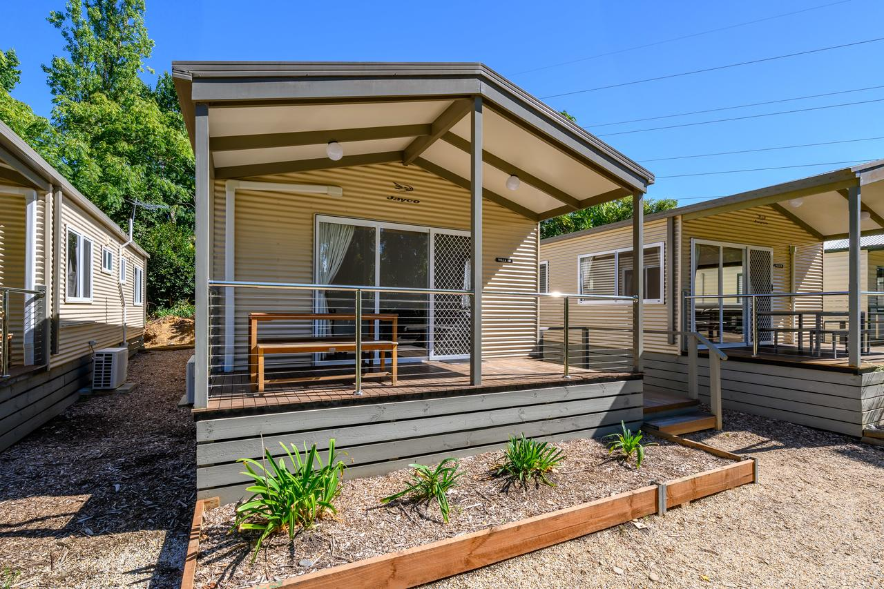 Bright Riverside Holiday Park - VIC Tourism