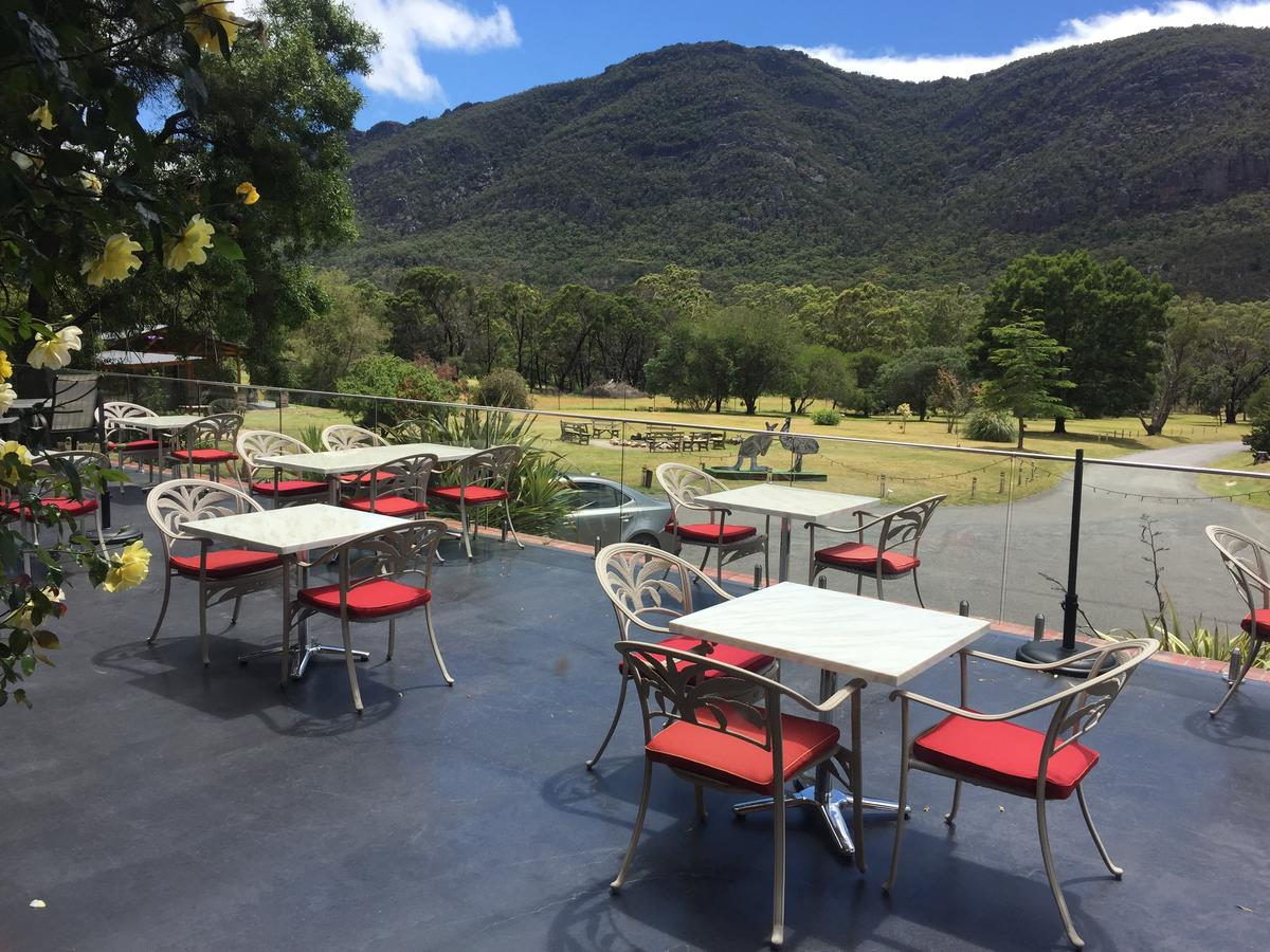 The Grampians Motel And The Views Bar & Restaurant - VIC Tourism